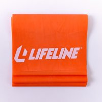 Lifeline Flat Resistance Band for Increased Muscle Strength, Balance and Range of Motion - Level 2