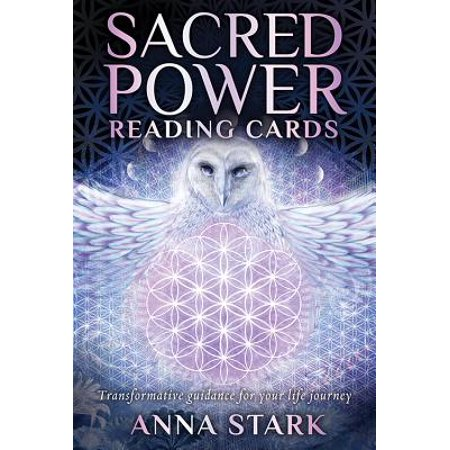 Sacred Power Reading Cards : Transforming Guidance for Your Life Journey