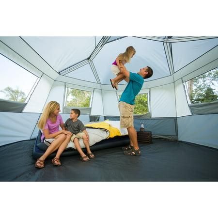 Ozark Trail 8-Person Instant Hexagon Cabin Tent - Best Ozark Trail