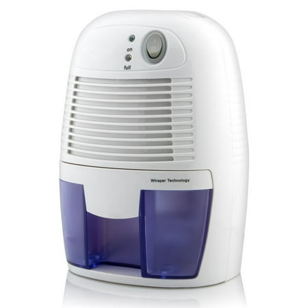 Removable Quiet Mini Compact Thermo Electric Dehumidifier For 1100 Cubic Feet Room Boat
