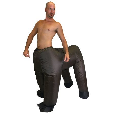EDS Costumes Inflatable Blow up Funny Centaur Costume