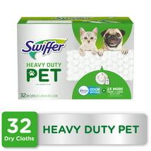 Dusting Tools & Cloths: Swiffer Sweeper Dry Heavy Duty Pet