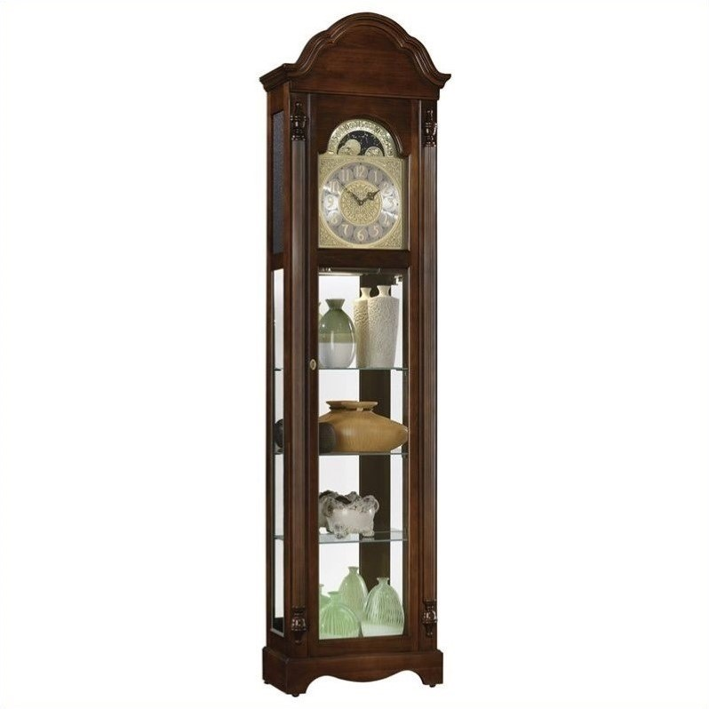Beaumont Lane Curio Grandfather Clock