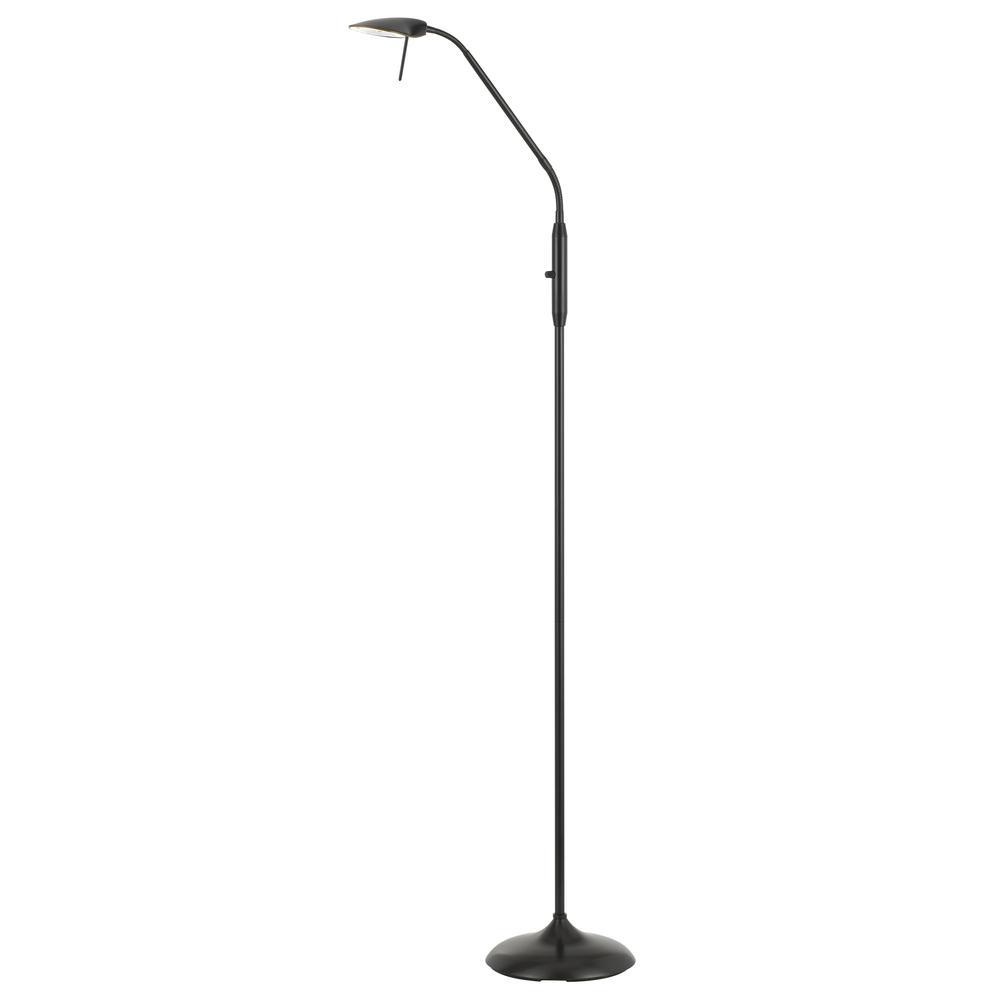 Cal Lighting Anzio LED Floor Lamp with Gooseneck by CAL Lighting