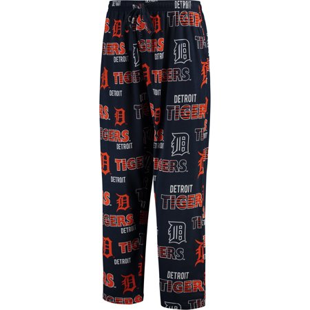 Detroit Tigers Concepts Sport Sweep Allover Knit Pants -
