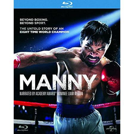 Manny (2014) [ Blu-Ray, Reg.A/B/C Import - United Kingdom -