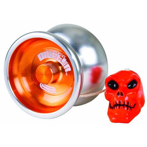 Duncan Metal Drifter Yo-Yo, Orange