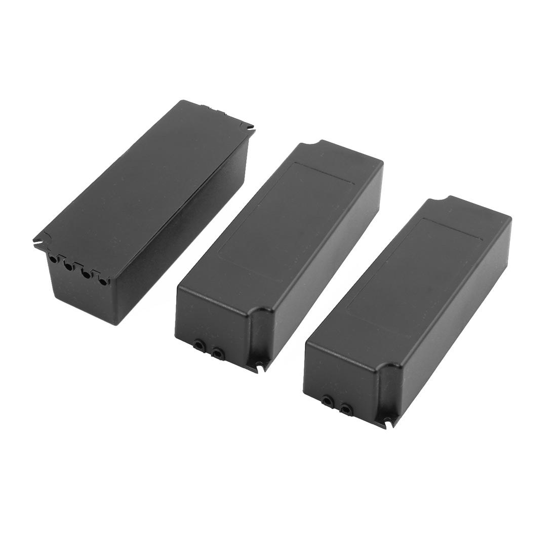 3pcs Bo tier de raccordement XG150 150x52x37mm Bo tier ignifuge PC pour LED Driver - image 3 de 3
