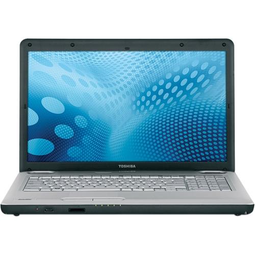 """Toshiba Satellite 17.3"""" L555-S7001 Laptop PC with Intel Pentium T4400 Processor & Windows 7 Home Premium"""