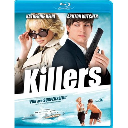 Killers (Blu-ray) - Scary Movie Killers