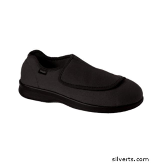 Silverts 509900111 Mens Medi Shoe-Slipper With Fasteners ...