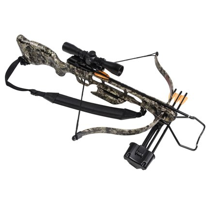 SA Sports Empire Kryptek Fever Pro Crossbow