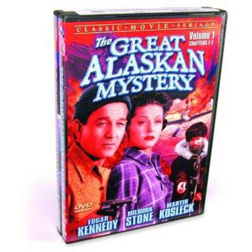 Great Alaskan Mystery by ALPHA VIDEO DISTRIBUTORS