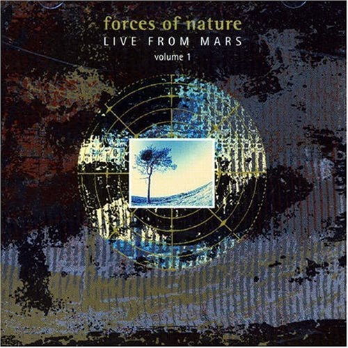 Forces of Nature - Forces of Nature: Vol. 1-Live From Mars [CD]