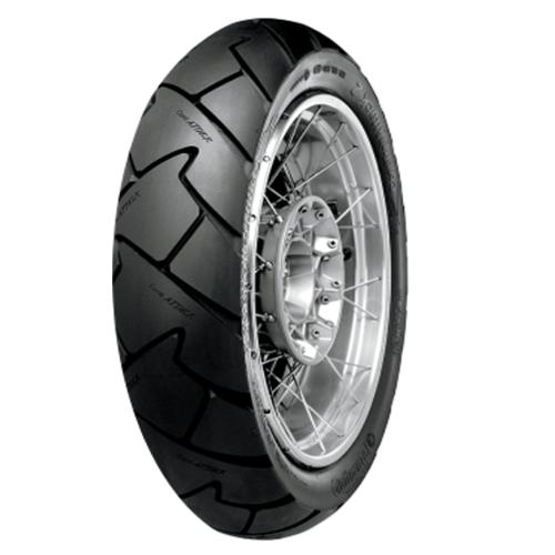 Continental Trail Attack 2 Dual-Sport Bias Bly Rear Tire 140/80-18