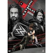 WWE: Extreme Rules 2016 by WARNER HOME VIDEO