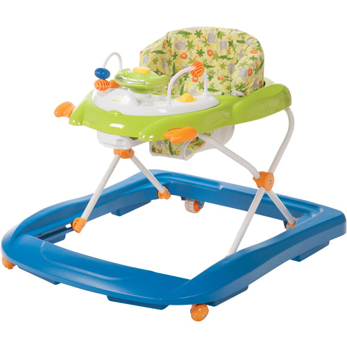 Safety 1st Sound 'n Lights Activity Walker, Surfin' Safari