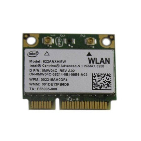 Dell Inspiron 1120 622ANXHMW Laptop Wireless Wifi Card- MW04C  -