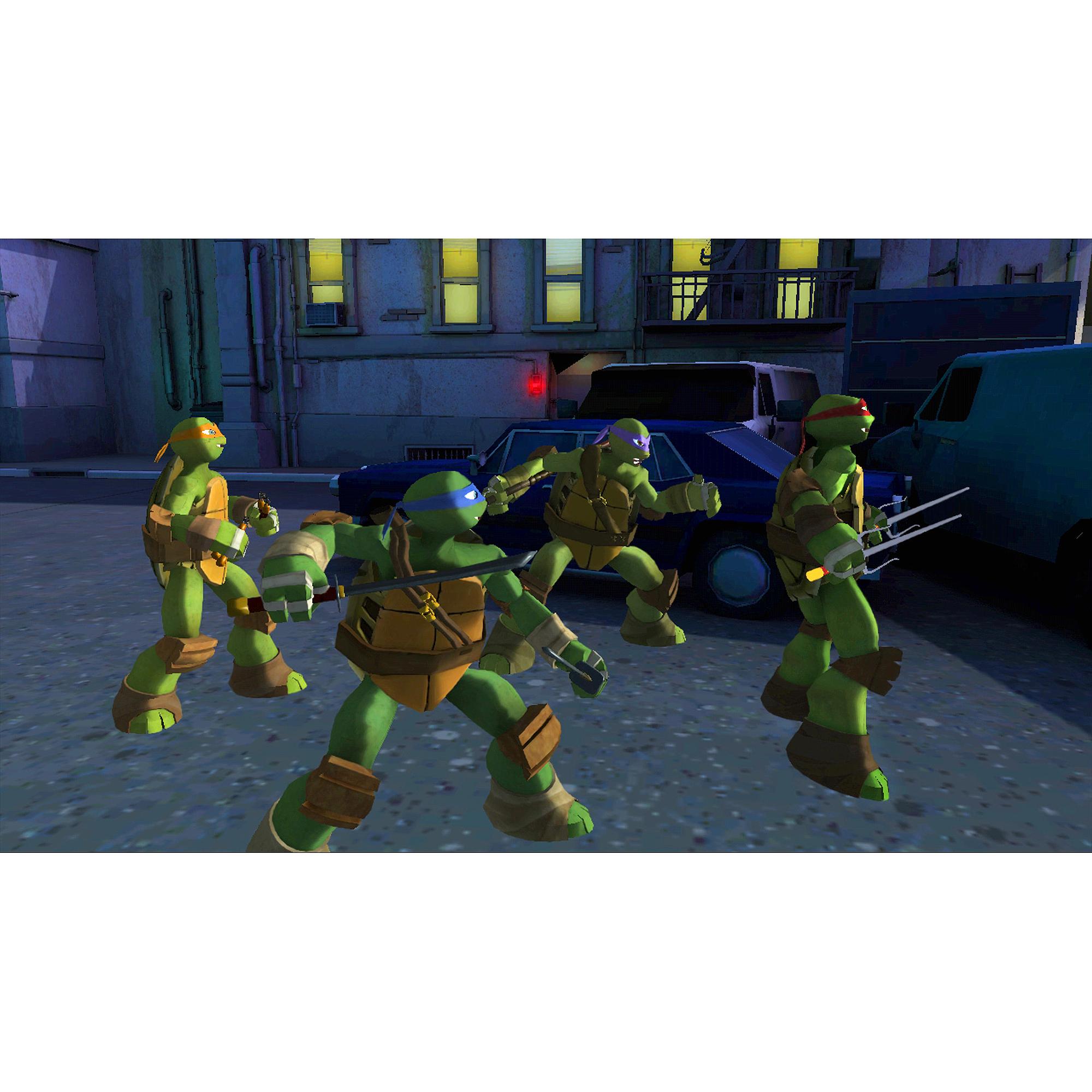 Teenage Mutant Ninja Turtles (Nintendo 3DS)