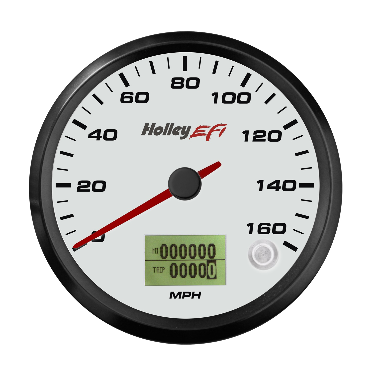 Holley Performance 553-123W Holley EFI GPS Speedometer by Holley