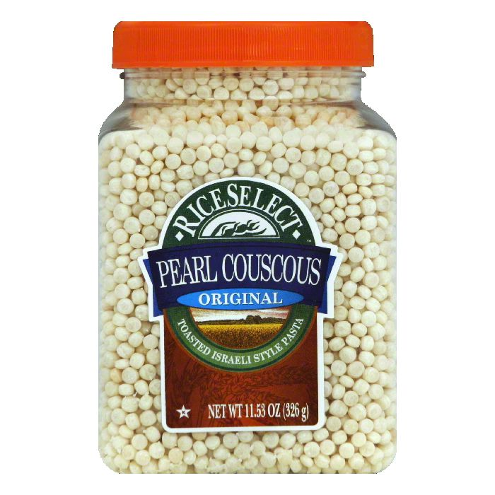 Rice Select Plain Peral Couscous, 11.5 OZ (Pack of 6)