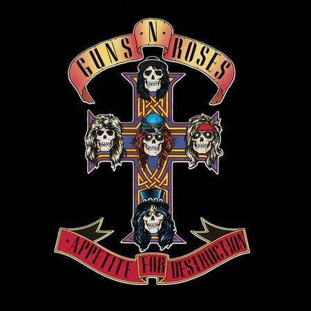 Guns N' Roses - Appetite For Destruction - Vinyl (Guns N Roses Songs)