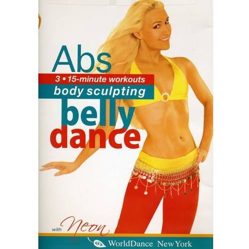 Belly Dance For Body Shaping Abs by Stratostream
