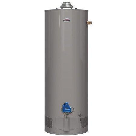 Richmond 6G30-32F3 Tall Gas Water Heater, Natural Gas, 29 gal Tank,