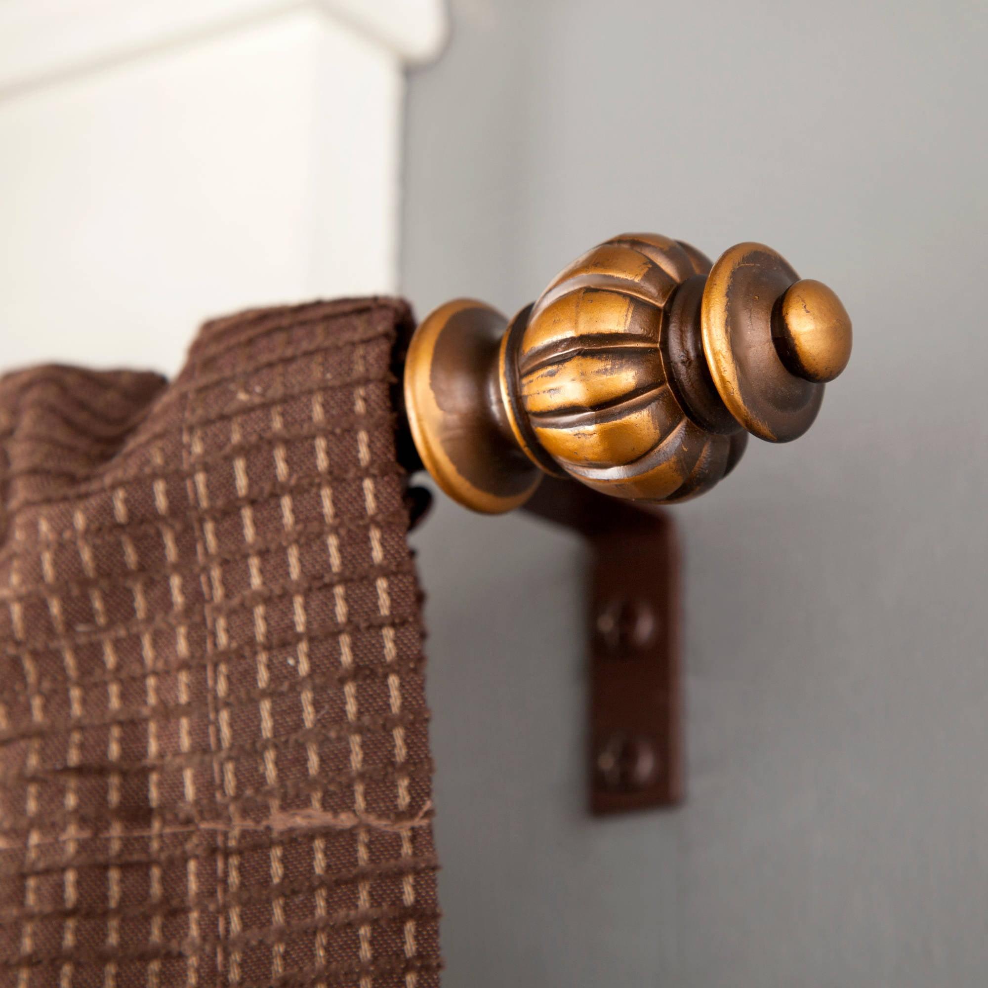 """Kenney 1/2"""" Diameter Othello Curtain Rod"""