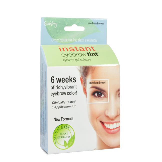 Innovative Beauty Products 1504 Instant Eyebrow Tint Botanicals 3
