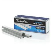"""Swingline S.F. 4 Premium Staples, 1/4"""" Length, 5000 Count (S7035482)"""