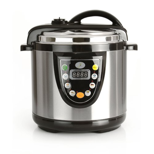 BergHOFF International 6.3 Qt. Electric Pressure Cooker
