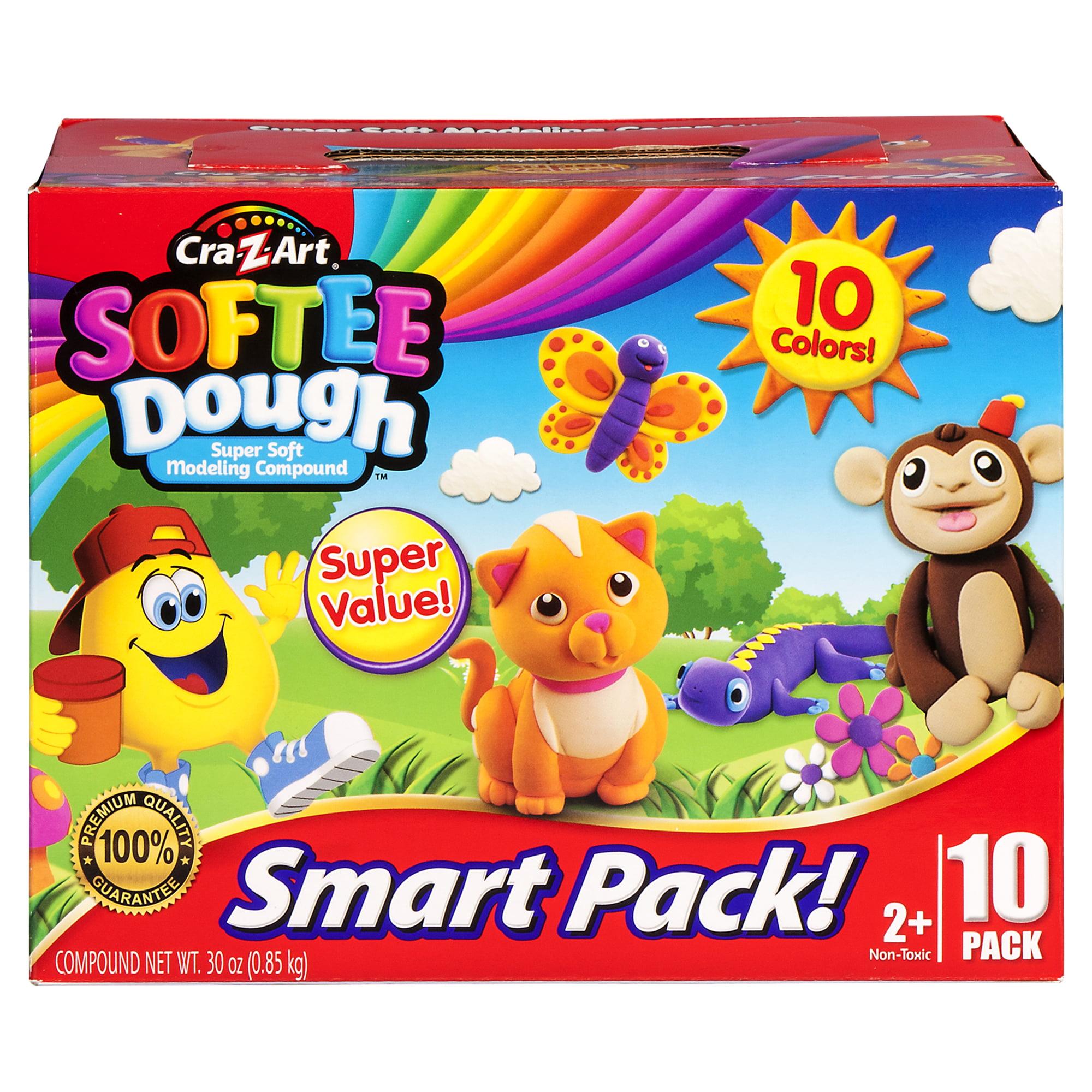 Cra-Z-Art SofteeDough 10 Pack Box
