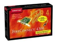 ADAPTEC FIRECONNECT 4300 DRIVER FOR PC
