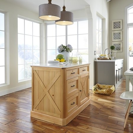 Home Styles Country Lodge Kitchen Island
