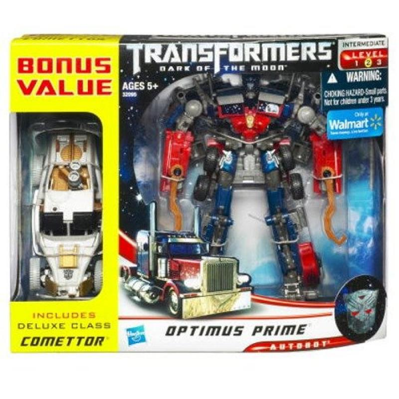 Hasbro Transformers 3 Dark of The Moon Voyager Exclusive ...
