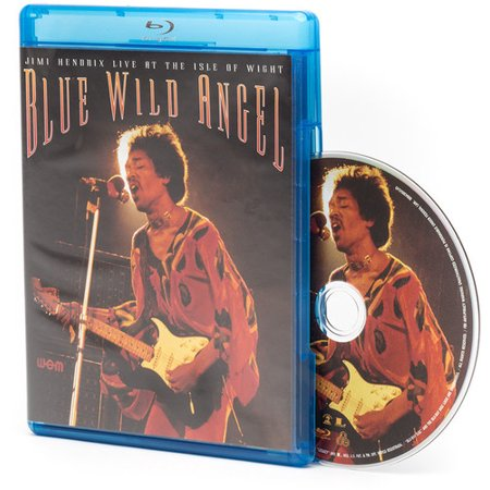 Blue Wild Angel: Jimi Hendrix Live at the Isle of Wight (Blue Angels Super Hornet)