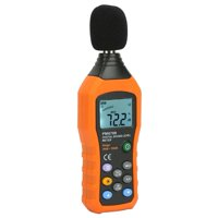 HURRISE PM6708 High Precision LCD Display Digital Sound Level Meter Noise Measuring Tester,Digital Sound Level Meter, Sound Level Meter