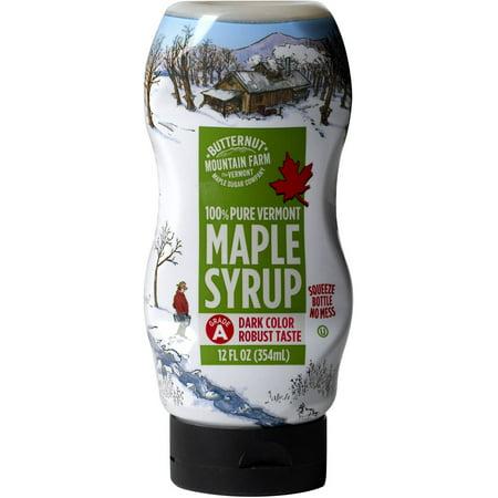 Butternut Mountain Farm Butternut Mountain Farm Maple Syrup, 12 oz (Butternut Mountain Farm)