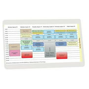 """3-1/2"""" Index Card Laminating Pouches, Sircle, IND-05"""