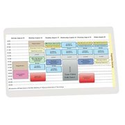 "3-1/2"" Index Card Laminating Pouches, Sircle, IND-05"