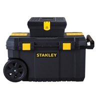 STANLEY STST61200 13 Gallon Rolling Chest + 13-Inch Tool Box