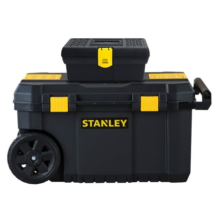 STANLEY STST61200 13 Gallon Rolling Chest + 13-Inch Tool