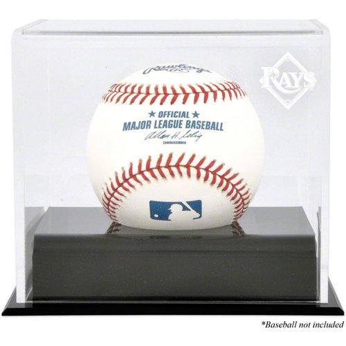 MLB - Tampa Bay Rays Baseball Cube Logo Display Case