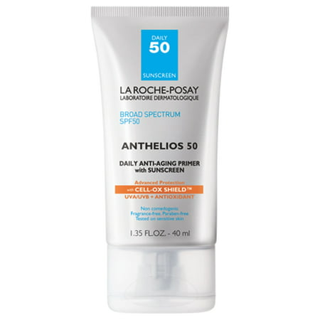 La Roche-Posay Anthelios SPF 50 Daily Anti-Aging Primer,1.35 oz