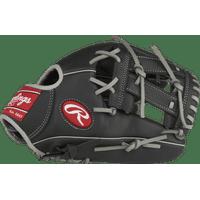 "Rawlings 11.5"" Select Pro Lite V-Web Youth Infield Baseball Glove, Right Hand Throw, Manny Machado Gameday Pattern"