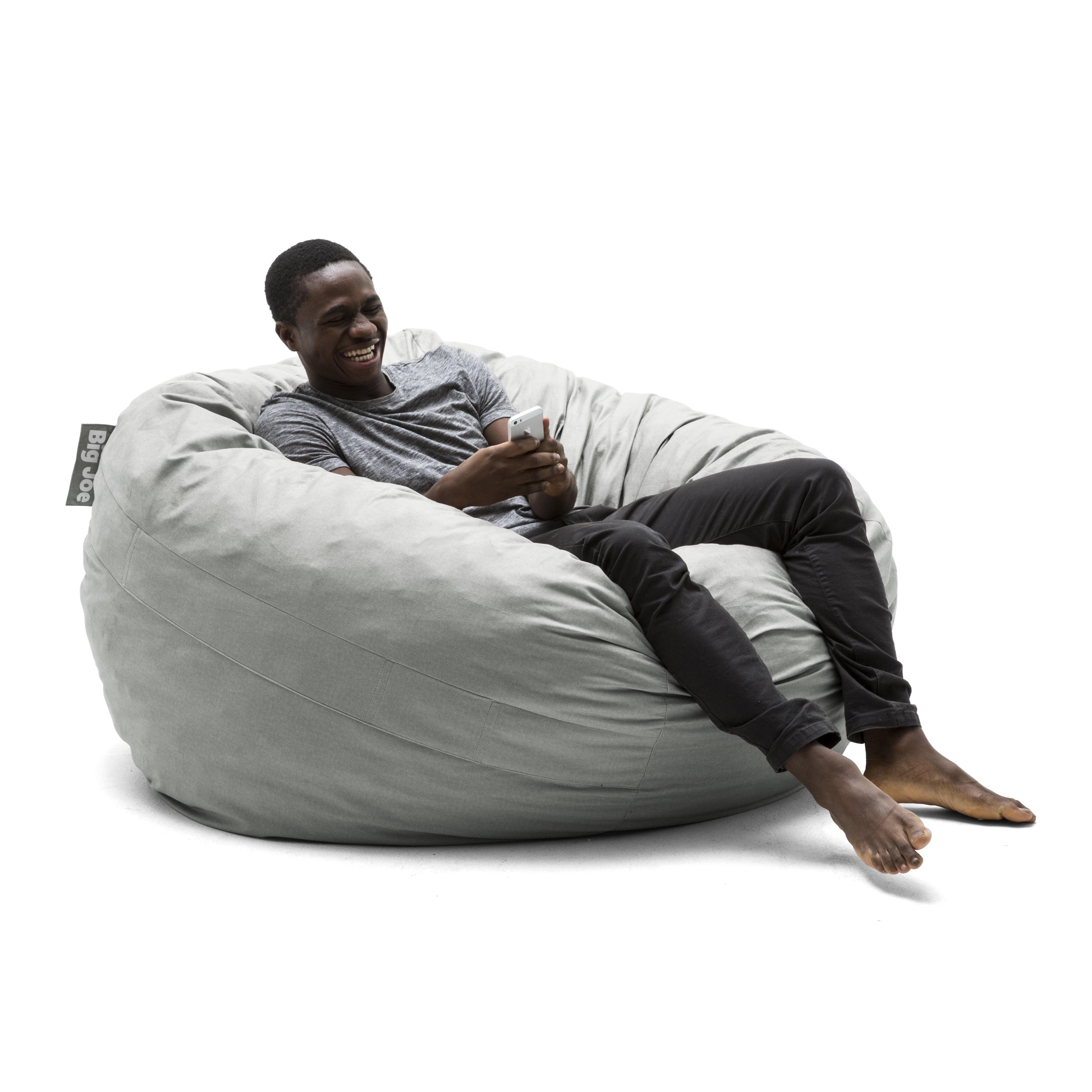 Big Joe King 5 Fuf Bean Bag Chair Multiple Colors
