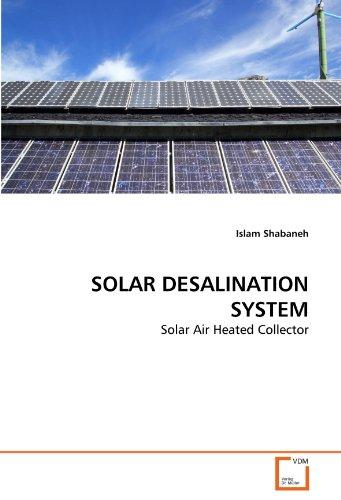 Solar Desalination System by