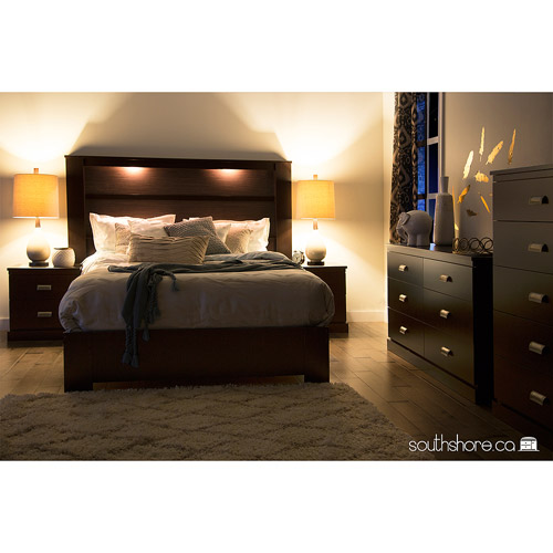 South shore gloria bedroom furniture collection - South shore furniture bedroom sets ...
