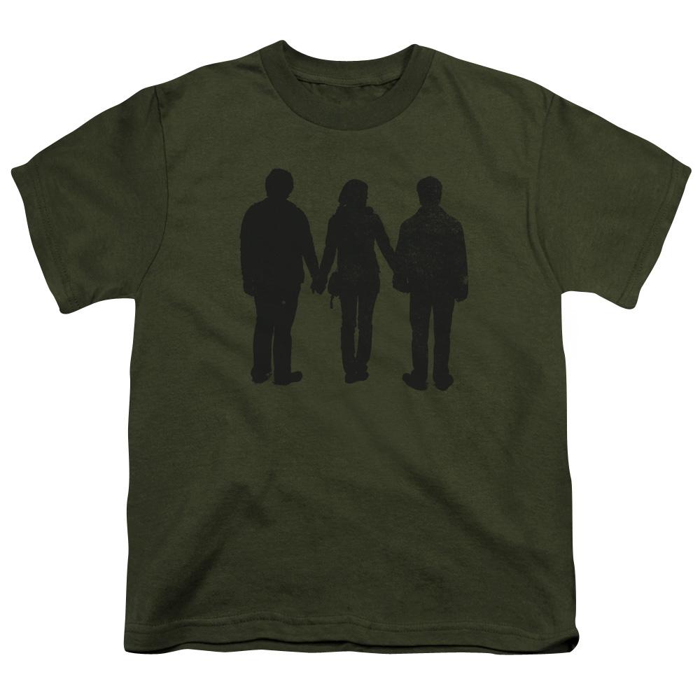 Harry Potter Three Stand Alone Big Boys Youth Shirt